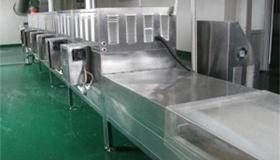 微波干燥设备为什么受食品加工业的青睐