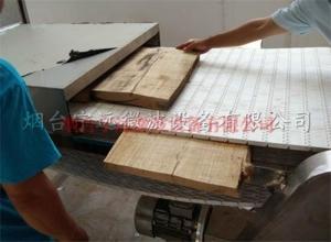 木材微波干燥设备
