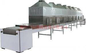 微波粮食烘焙设备